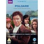 Poldark Filmer Poldark - Complete Collection [DVD] [1977]